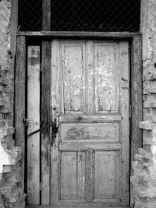Free Door Stock Image - 5575031