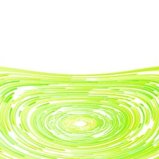 Modern Abstract Green Background
