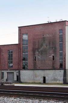 Free Abandoned Factory Stock Image - 5575801
