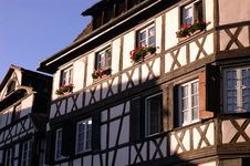 Free Alsace Traditional House Royalty Free Stock Photos - 5575998