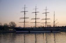 Free Sailing Ship Stock Photography - 5576042