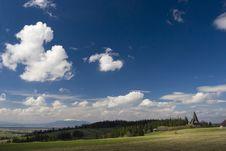 Free Beautiful Mountain Landscape Stock Photo - 5576060