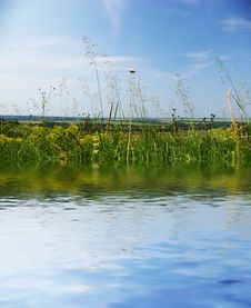 Free Reflection In A Beautiful Lake Stock Images - 5576224