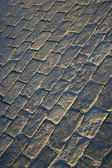 Free Cobblestone Way Stock Image - 5576501