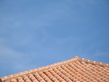 Free Clay Roof Royalty Free Stock Photos - 5578318