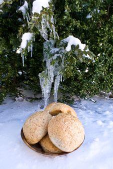 Free Bread Rolls Stock Image - 5578431