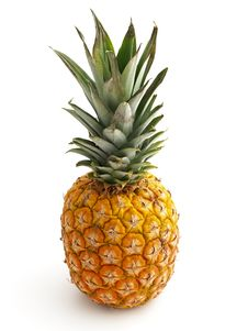 Free Fresh Pineapple Stock Photography - 5578512