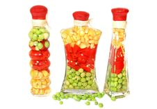 Free Corn, Pepper And Peas Stock Images - 5578754