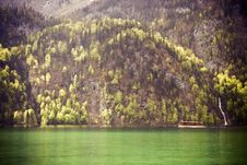 Free Koenigssee Royalty Free Stock Photography - 5578897