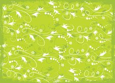 Free Floral Background Royalty Free Stock Photos - 5579538