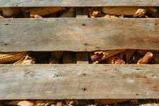Free Corn Crib Background Stock Photo - 5579570