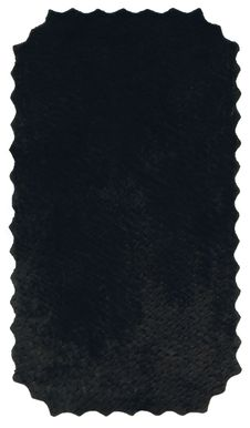 Free Black Leather Placemat Texture Royalty Free Stock Images - 5579619