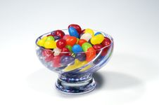 Free Colourful Jelly Beans Stock Photo - 5579840