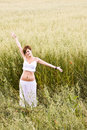 Free Freedom On The Field Stock Photos - 5580913