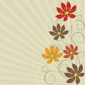 Free Background  With  Flowers Stock Image - 5582121