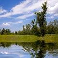 Free Lake Scene Stock Image - 5583121
