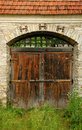 Free Old Wooden Gate Royalty Free Stock Photos - 5584508