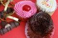 Free Birthday Cupcake Royalty Free Stock Images - 5586589