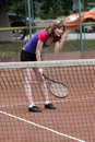 Free Tennis Player Stock Photography - 5589962