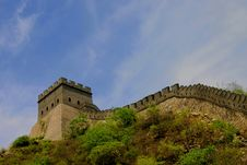 Free Great Wall : 7th Post Stock Photo - 5580460