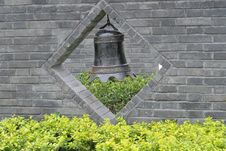 Free Bell In The Wall Stock Photography - 5580622