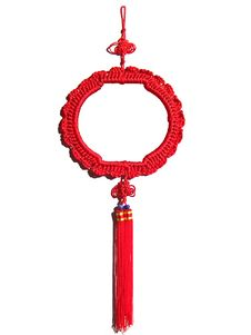 Free Chinese Knot With Tassel Stock Photography - 5580672