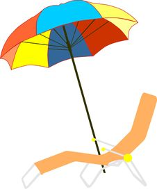 Free Parasol Royalty Free Stock Photos - 5580698