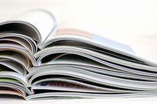 Free Magazines Royalty Free Stock Photography - 5581667