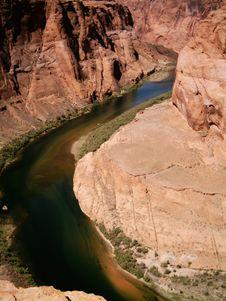 Free Colorado River, Canyon, Usa Stock Photos - 5581673