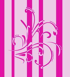 Free Flower Sample. Vector Illustration Stock Images - 5582714
