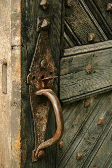 Free Old Door Stock Photography - 5582882