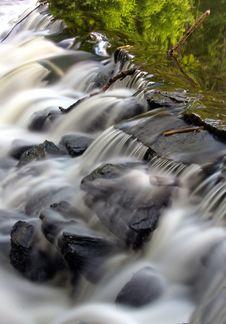 Free Cascade Stock Photography - 5583002