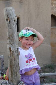 Free Child Royalty Free Stock Photo - 5583295