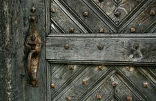 Free Old Door Royalty Free Stock Photo - 5583365