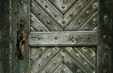 Free Old Door Royalty Free Stock Photos - 5583378