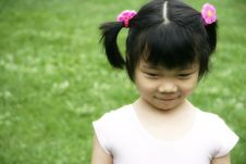 Free Chinese Girl Royalty Free Stock Images - 5583889