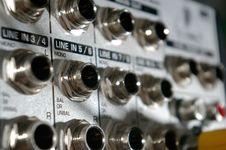 Free Mixer Desk Stock Photo - 5584440