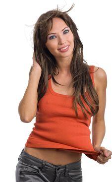 Free Woman Stock Photos - 5584453