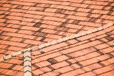 Free Tiled Roofs Stock Image - 5584811