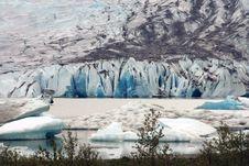 Free Glacier Royalty Free Stock Photography - 5584987