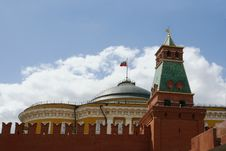 Free Russia - Sybmols Of Counry Stock Photography - 5585002