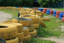 Free Tyres Stock Image - 5585381