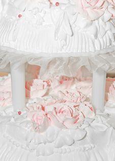Free Wedding Cake Royalty Free Stock Photos - 5586068