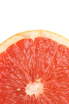 Free Red Grapefruit Royalty Free Stock Photo - 5586195
