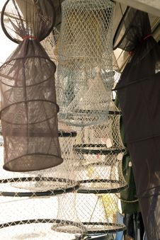 Free Fishing Nets Stock Photos - 5586473