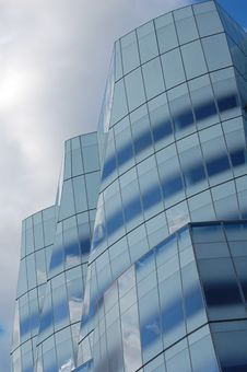 Free Glass Building Royalty Free Stock Images - 5586649