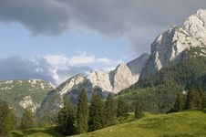 Free Bavarian Alps Stock Photos - 5586833