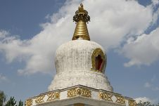 Free White Pagoda Stock Photography - 5588142
