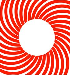 Free Red Spiral Stock Photography - 5588152