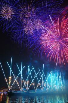 Free Firework Stock Photo - 5588300